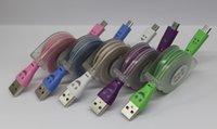 Cheap USB Retractable cable Best Data Sync Charger