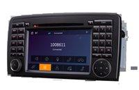 AS-8857 para la navegación 2din 7 del coche DVD de Wince6.0 de la Clase A del Benz Benz A con la radio de Bluetooth IPOD TV / RDS AUX EN DVR Mirrorlink