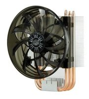 Wholesale CoolerMaster one cm fan heatpipes CPU cooler SHARK LIESHA for LGA1156 FM1 FM2 AM3 AM3 AM2 AM2