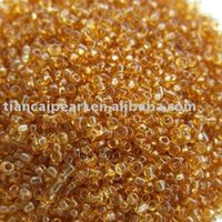 Cheap 500gram loose glass seed beads 2mm