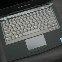 alienware - CooSkin Keyboard Protector Skin Cover Guard Protector For New Dell Alienware M14x R3