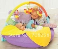 Wholesale Brand New Blossom Farm Sit Me Up Cosy Baby Seat Baby Play Mat Play Nest Inflatable Baby Sofa Kid s Toy
