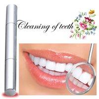 Cheap 10 PCS Teeth Whitening Pen Tooth Gel Whitener Bleach Stain Eraser Remove Instant Worldwide FreeShipping