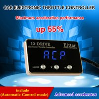Wholesale Eittar CAR ELECTRONIC THROTTLE CONTROLLER BOOSTER FOR lexus GS Series