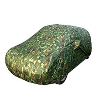 best car wagons - SUV and MPV universal Camouflage Car cover for Wagon Camper Commercial van Camouflage hood military fans the best gift styling