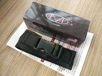 pocket folder - MICROTECH Venomtech Lever Loc Element EDC pocket knife Folder survival gear knife w sheath