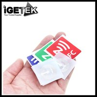 Wholesale 3pcs Smart NFC Tags NFC Chips for Samsung Galaxy S5 S4 Note III Nokia Lumia Sony Xperia Nexus