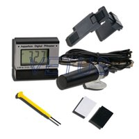 automatic screw driver - automatic ph controller PH Measuring Range pH digital LCD display with A mini screw driver C