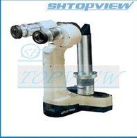 aluminum slitting - KF SL3000 Hand held Slit Lamp Microscope with aluminum case level ISO CE