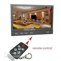 Wholesale Mini Universal AV TV Remote Controller Keychain Keyring