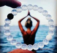 Wholesale 2015 Newest Pink Silicone Bracelets Mud and Water Black and White beads lokai Silicone Bracelet Gift Jewelry Find Your Balance Lokai Stock