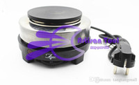 Wholesale Factory Stock W Electric Mini Stove Hot Plate Multifunction cooking plate coffee heater by Singapore Post A3