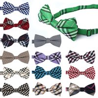 Wholesale New Arrivals Fashion Men Women Party Wedding Bowtie Classic Necktie Tuxedo Adjustable Bow Tie EA4