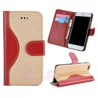 Wholesale For iphone Plus inch Hybrid Lace Retro Leather Cover Wallet Case Stand With Card Slots iphone6