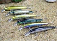 Wholesale Love road sub fishing halleluyah bait bait bait hard Mino mm g floating bait