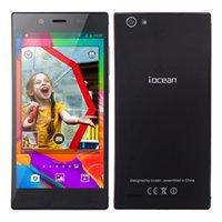 Wholesale Iocean X8 MINI pro MTK6582 GHz Octa Core Inch Screen Android G Smartphone GB RAM GB ROM Dual SIM Standby MP OTG