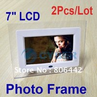 Wholesale inch LCD TFT Multifunctional Picture Digital Photo Frame with MP3 MP4 Player