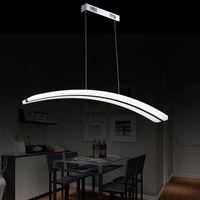 Wholesale 37W led pendant lights lamp for dining room modern lampara colgante modern home lighting light lamp fixture luminaria pendente