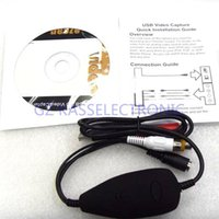 analog input card - 2015 new Video Capture Card for any analog RCA input to PC Windows8