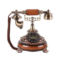 Wholesale Old telephone fashion antique telephone fashion phone caller id hands free belt bsod
