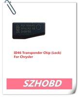 car chip programmer - 10PCS ID46 Transponder Chip Lock For Chrysler CAR KEY