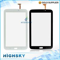 Wholesale Replacement for Samsung Galaxy Tab T211 touch screen quot tablet digitizer with flex cable piece