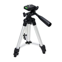 Wholesale 2016 High Quality Stick Portable Universal Standing Camera Tripod for Sony for Canon for Nikon for Olympus Camera Digital Records Video