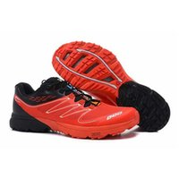 Wholesale 2015 new non slip Shoes SPEEDCROSS Mens Hiking Shoes outlet water resistant Racing Sneakers Size US