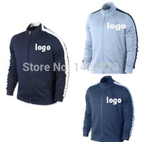 france - Cheap TOP N98 France Soccer Track Jackets France Soccer Tranining Tracksuits Football Sport Coats FRANCE TRAINING JACKET
