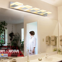 led bathroom mirror - Milan Kitchen W led wall light lights led strip indoor lighing luminaria Bathroom mirror sconce Luz Restaurant bedroom Acrylic wall lamp