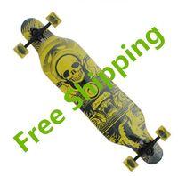 long board - skateboard longboard Canada Maple Skate board Max Downhill skate board