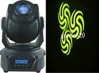 Wholesale 60W Led Moving Head Light CH DMX512 Led Moving Head Spot Light USA Luminous FOCUS Facet Gobo Light V V