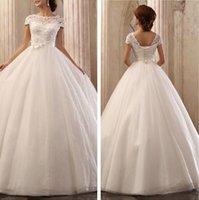 Cheap winter ball gown wedding dresses Best sheer wedding dresses
