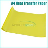 Wholesale Hot A4 Toner Heat Transfer Paper For DIY PCB Electronic Prototype Mark