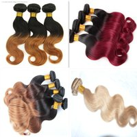 Cheap Brazilian body wave Best Mix color