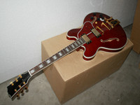 best tremolo system - Best Selling Electric Guitar With tremolo system Red Hollow Jazz Guitar