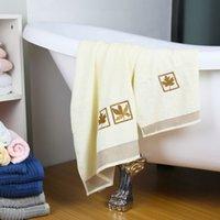 bath towels lot - Isinotex Towel Set Embroidery Towel x50cm Bath Towel x135cm Hand Face Hair Bath