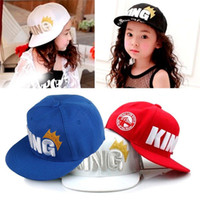 baby pops - New Arrivals Hip Pop Baby Boy Girl Cotton Blend BaseBall Hats Caps Adjustable Sports Snapback Cap PX239
