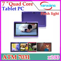 android mid - 7 inch Q8 Q88 ATM Quad Core Android Tablet PC M RAM G ROM Dual Cameras with Flash Android YX MID
