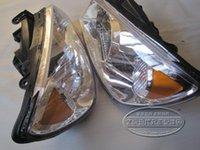 Wholesale for Kia Cerato model headlight assembly front headlight assembly