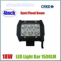Cheap 1500lm led k light bar Best 4inch 6000K fog light