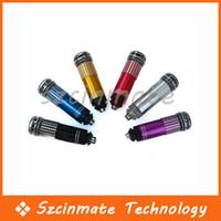 air refresher - Mini V Car Auto Air Ionizer Purifier Refresher Deodorizer Oxygen Bar
