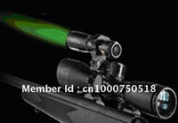 Wholesale ND30 Light Green Laser Designator Handheld Light with Switch Mount Night Vision Optic Hunting Scope Accessory for Rifle Scope