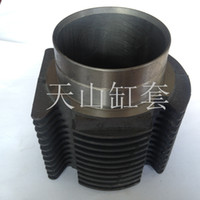 Wholesale 180F orignal diesel engine cylinder block for cixi three circle iron cylinder liner for diesel engine part