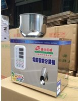 Wholesale 10 grams of quantitative machines automatic powder filling machine Medicine filling machine food filling machine