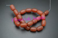 Wholesale High Quality Matte Dull Polished Around x18MM Barrel Tube Matte Red Carnelian Agate Beads Fit Various Bracelet Necklace Jewelry Making