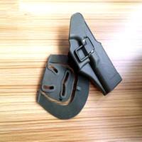 Wholesale Blackhawk Glock Waist Tactical Holster For Glock Airsoft Painball Belt Gun Holster CS Game Combat Gun Pounch