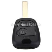 Wholesale car mhz BTN Remote Key Fob Transponder Chip For Peugeot ID46 C order lt no track