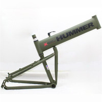 alloy folding bikes - Hummer Mountain Bike Frames Factory Direct Sale Germany Aluminum Alloy Bike Frame Hummer Folding Bike Frame A15