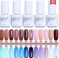 Wholesale wholesales Nail Art Gelishgel UV LED Nail Gel Polish Soak Off Varnish color for choose soak off gel polish nail gel